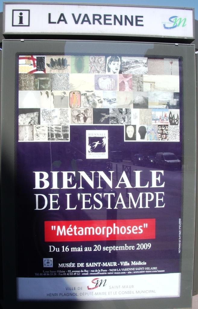 BIENNALE ESTAMPE 20090601
